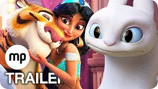 Download Animationsfilme 2018 Trailer (Teil 2) Deutsch German | Neue Animationsfilme 2018/2019 Video