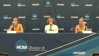 Download NCAA Division III Field Hockey Championship Semifinals - Rowan University Video