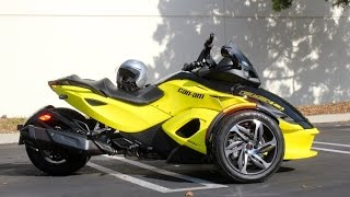 Download REVIEW: 2014 Can-Am Spyder RS-S Video