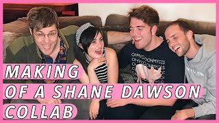 Download BEHIND THE SCENES OF FILMING WITH SHANE DAWSON! Video