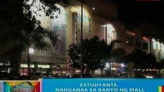 Download BP: Estudyante sa Roxas City, Capiz, nanganak sa banyo ng mall Video