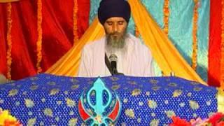 Download Sabad Hajaare by Bhai Jarnail Singh Damdami Taksal Video