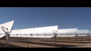 Download Noor, the largest concentrated solar power complex in the world Video