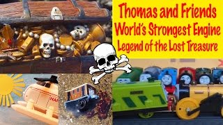Download Thomas and Friends World's Strongest Engine - Sodor's Legend of the Lost Treasure Video
