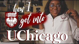 Download HOW I GOT INTO UCHICAGO {GPA, STATS + TIPS} Video