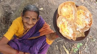 Download Granny Special breakfast item Chapathi with Egg || Myna street food Video