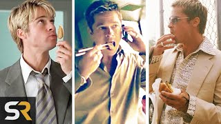 Download There's A Reason Brad Pitt Is Always Eating In His Movies Video