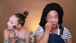 Download Makeup with PatrickStarrr!!!! || Maddie Ziegler Video