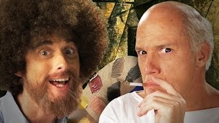 Download Bob Ross vs Pablo Picasso. Epic Rap Battles of History Video