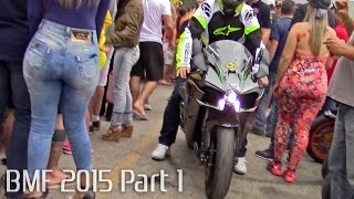 Download Bombinhas Moto Festival 2015 - Part 1 Burnouts, Revs & Loud Exhausts! Video