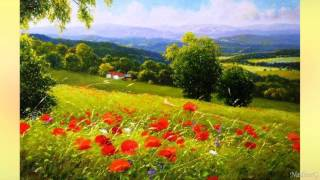 Download Gerhard Nesvadba. Magic of paint Video