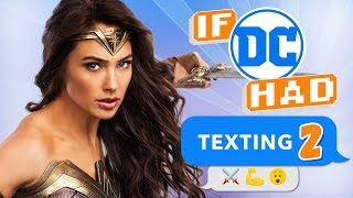 Download If DC Had Texting 2 Video