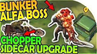 Download BUNKER ALFA OVERSEER BOSS + CHOPPER SIDECAR UPGRADE INBOUND- Last Day On Earth Survival 1.6.7 Update Video