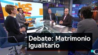Download Debate: Matrimonio igualitario (Primera parte) - con Carlos Loret de Mola Video