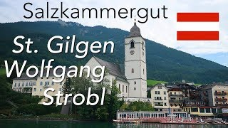 Download Wolfgangsee: Day Trip From Salzburg Video