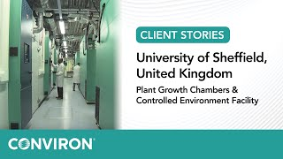 Download University of Sheffield, UK, Plant Growth Chambers & Controlled Environment Facility Video
