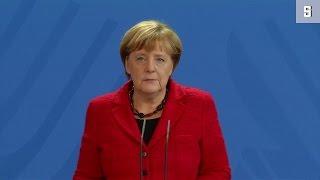Download Nach US-Wahl: Merkel erinnert Trump an demokratische Werte Video
