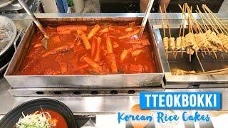 Download Tteokbokki in Seoul ● Korean Rice Cakes Video