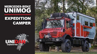 Download U5000 Expedition Vehicle Build Video