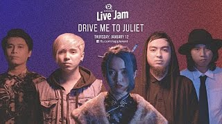 Download Rappler Live Jam: Drive Me To Juliet Video