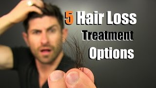 Download TOP 5 Hair Loss Treatment Options On The Market | Hair Loss Tips Video