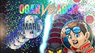 Download PRO OGARIO PLAYER vs NOOB AGAR PLAYER//WORLDS FASTEST TAKEOVER AGAR.io/Uncut w/TIGAR Video