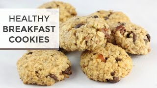 Download Healthy Breakfast Cookies | Almond Joy! Video
