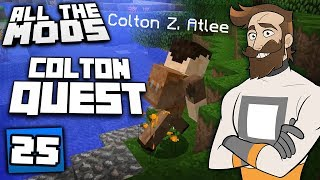 Download Minecraft All The Mods #25 - ColtonQuest Video