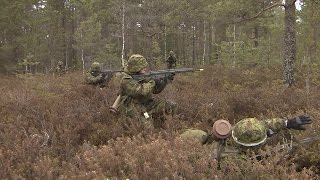 Download British Estonia Deployment 'Protecting Security Of Berlin, Paris and London' | Forces TV Video