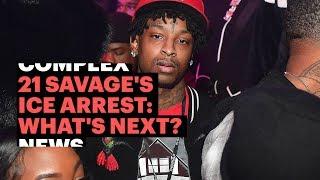 Download 21 Savage's ICE Arrest: What's Next? Video