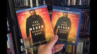Download You Were Never Really Here BLU RAY REVIEW + Unboxing Video