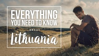 Download What is LITHUANIA? (My Country You Know Nothing About) Video