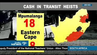 Download The Hawks take over cash-in-transit heists investigations Video