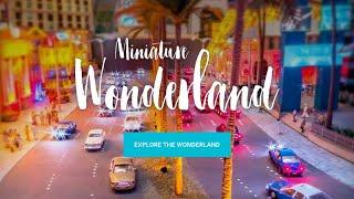 Download Miniatur Wunderland Hamburg Modellbahn Modelleisenbahn Marklin Airport Miniature Model Trains Video