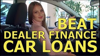Download TOP 10 TIPS - BEAT the CAR DEALER FINANCE OFFICE -Best ″How to″ Auto F&I and Vehicle Loan Advice Video
