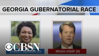 Download Court temporarily blocks Georgia ″signature match″ law for absentee ballots Video
