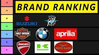 Download Motorcycle Brand Tier List Video