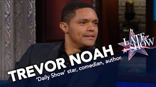 Download Trevor Noah Was 'Born a Crime' in South Africa Video