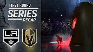 Download Relive the Golden Knights' series sweep of the Kings Video