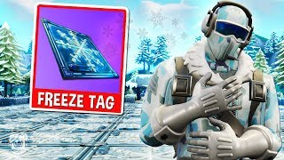 Download *NEW* FROSTBITE FREEZE TAG Custom Gamemode in Fortnite Battle Royale! Video