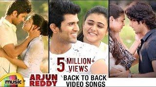 Download Arjun Reddy Back to Back Video Songs | Vijay Deverakonda | Shalini | Latest Telugu Songs 2017 Video