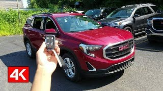 Download 2018 GMC TERRAIN SLE AWD - 4K IN DEPTH WALKAROUND STARTUP EXTERIOR INTERIOR & TECH Video