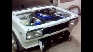 Download Лада 2104+Nissan Silvia S13 Video