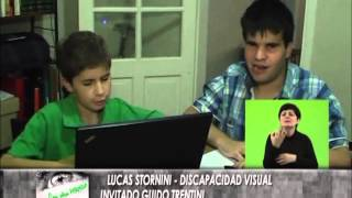 Download DISCAPACIDAD VISUAL JUEGOS ACCESIBLES Video