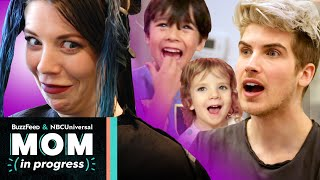 Download I Let My Kids Pick My New Hair Color (Feat. Joey Graceffa) Video