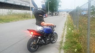 Download Hectic Road Bike Crashes & Motorcycle Mishaps 2018 [Ep.#34] Video