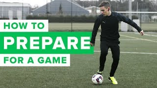Download HOW TO PREPARE FOR A FOOTBALL/SOCCER MATCH LIKE A PRO Video