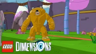 Download LEGO Dimensions - ALL Jake the Dog Transformations (Jakesuit, Dolphin-Jake, and more!) Video
