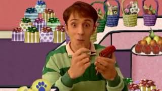 Download Blue's Clues: We're Ready For Our Thinking Chair (Math) Video