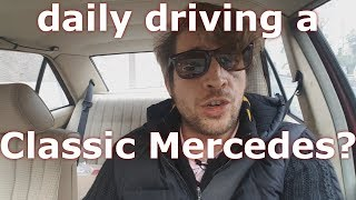 Download One year of daily driving this classic car - 1987 Mercedes Benz 190E Video